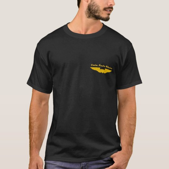 T-shirt of Civil Aviation - Sea 2010