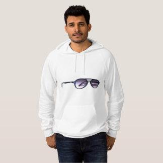 T-shirt of long sleeve for man glasses