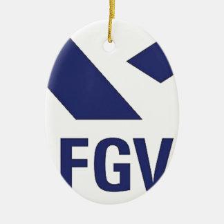 T-shirt of the FGV Ceramic Ornament