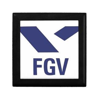 T-shirt of the FGV Trinket Box