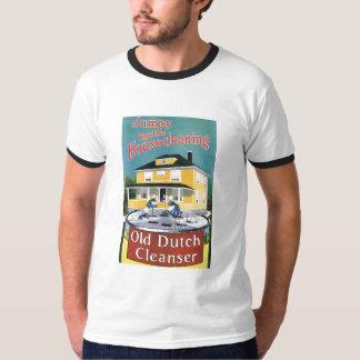 T-Shirt Old Dutch Cleanser AD 1915