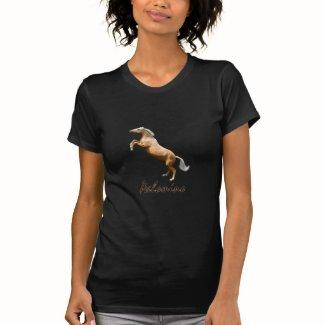 T-shirt Palomino Horse Jumping