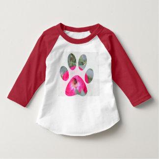 T-shirt patinha rose