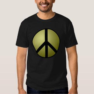 T-Shirt Peace Customizable Garment