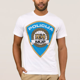 T-Shirt - Policija HR