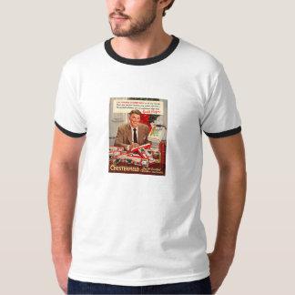 T-Shirt Political Cigarettes Christmas