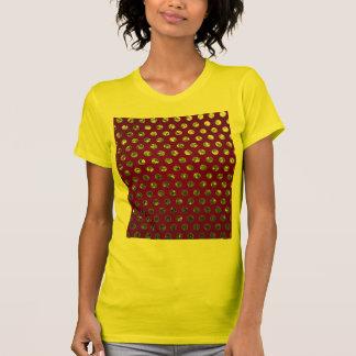 T-Shirt Polka Dot Sparkley Jewels