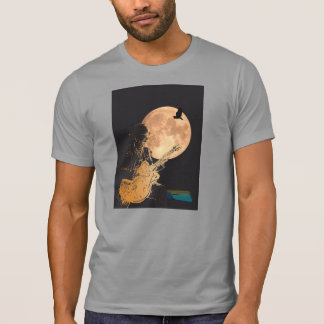 T-shirt prints guitarist songwriter