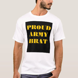 T-Shirt Proud Army Brat