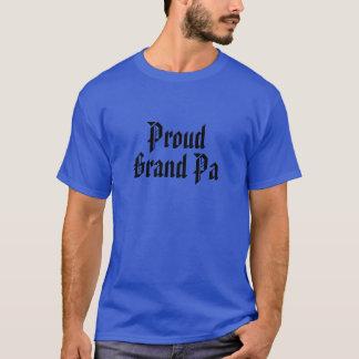 T-shirt  Proud Grand Pa