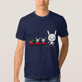 T-shirt - Rabbit with small Rabbit