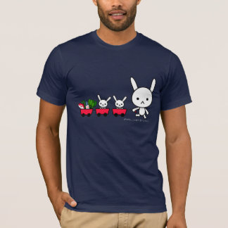 T-shirt - Rabbit with small Rabbit