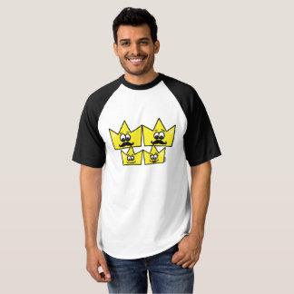 T-shirt Raglan Baseball - Gay Family Men