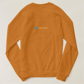 T-shirt raglan sweatshirt EARTH STORYBALL-heARTIST