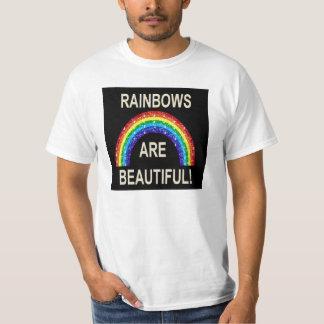 T-Shirt Rainbows Are Beautiful