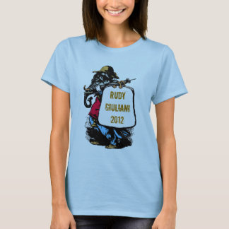 T-Shirt Republican Elephant Your Candidate's Info
