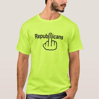 T-Shirt Republicans Flip