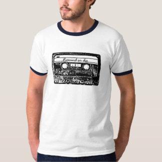 T-shirt Rewind Skate Rewind or die