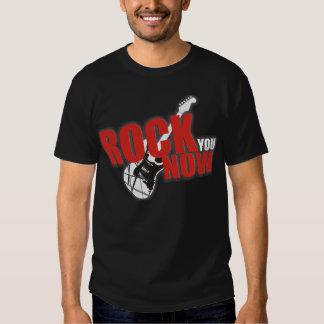 """T-shirt """"Rock you now """""""