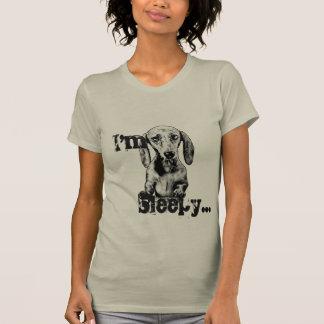T-shirt round neck Doxie