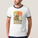 T-Shirt ROY ROGERS 1952 Trading Cards Advertising
