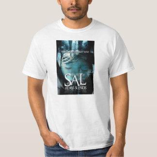 "T-shirt ""Salt of my dreams"" basic man"