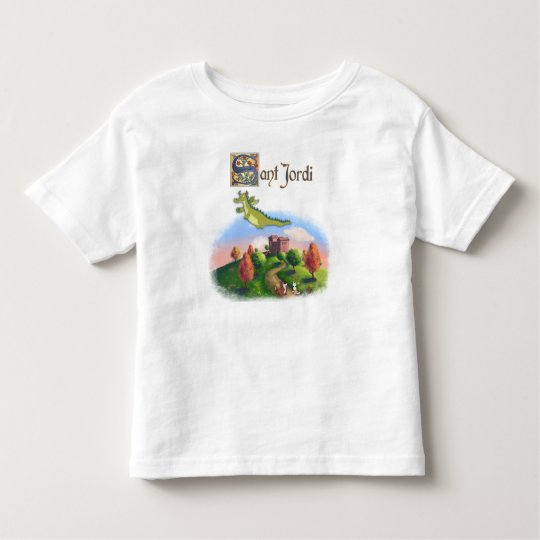 T-shirt Sant Young Jordi
