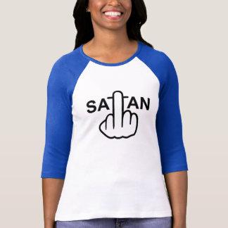T-Shirt Satan Flip