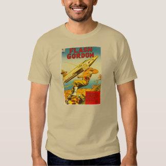 T-Shirt Sci-Fi Flash Gordon 1948