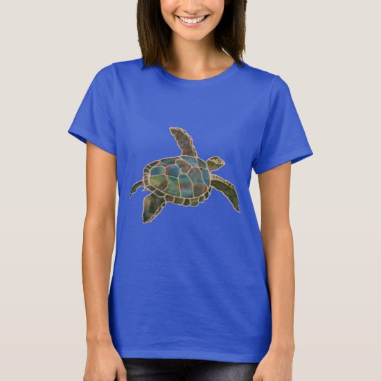T-shirt - Sea Turtle
