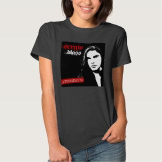 "T-shirt ""Sergio Blass Atomikus"""