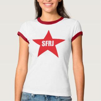 T-Shirt SFRJ
