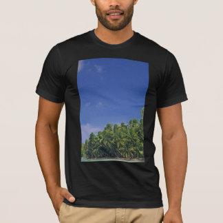 T-Shirt, Shoreline of Pukapuka Atoll T-Shirt