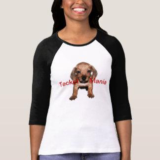 T-shirt Sleeve Raglán 3/4 Teckel Odd habit