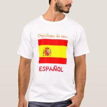 T-shirt Spanish Pride