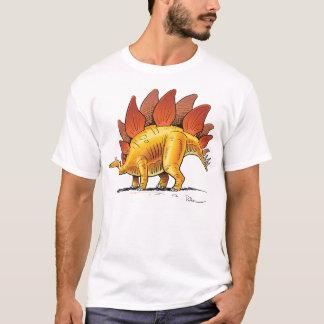 T-shirt Stegosaurus cartoon dinosaur