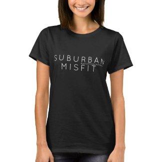T-Shirt - Suburban Misfit (Dark)