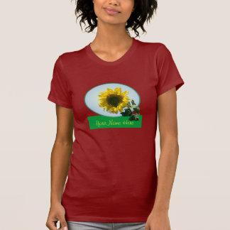 T-shirt - Sunflower circle