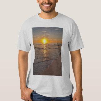 T-shirt: Sunset by the Beach T Shirt