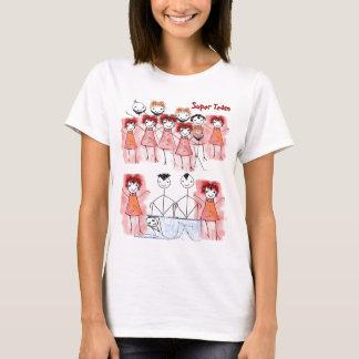T-shirt super team
