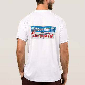T-shirt supporting the 2nd Amendment