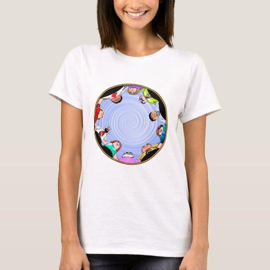 T-Shirt: Swami at the PTA T-Shirt