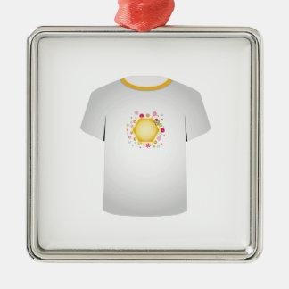 T Shirt Template- cute honeybee Christmas Ornaments