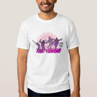 T-shirt Template Dance