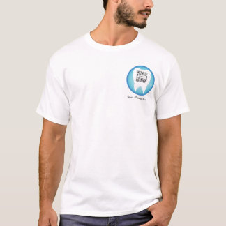 T-shirt Template Dental Tooth