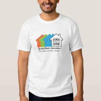 T-shirt Template House Realtors