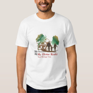 T-Shirt Template My Home Realty