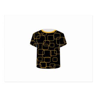 T Shirt Template- Printable tshirt graphic Postcard