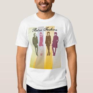 T-shirt Template Retro Fashion