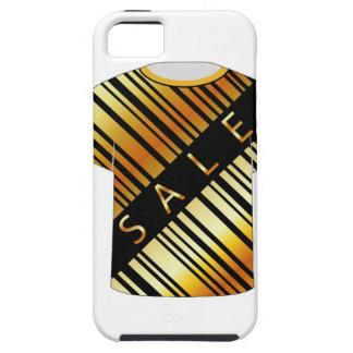 T Shirt Template- Sale bar code iPhone SE/5/5s Case